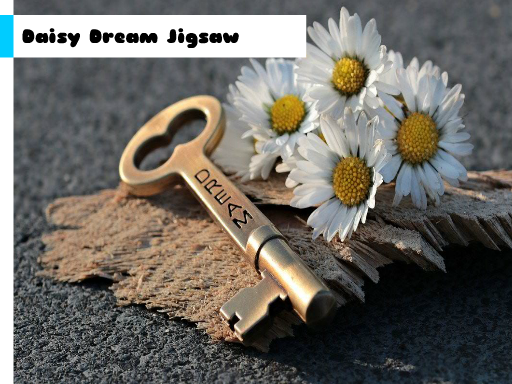 Daisy Dream Jigsaw