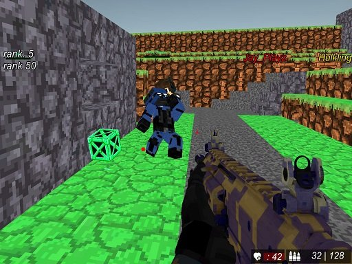 Blocky Combat SWAT Multiplayer