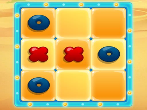 Arabian Tic Tac Toe - Popular Games - Cool Math Games