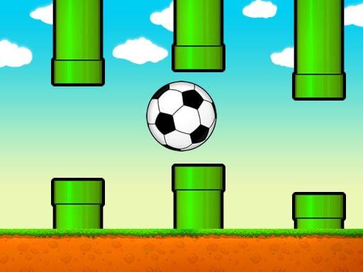 飛揚的足球