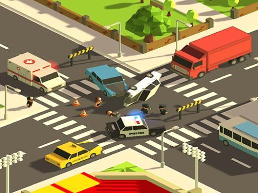 Play Traffic Mania 2021