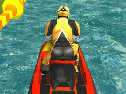 Jet Ski Racer - Popular Games - Cool Math Games