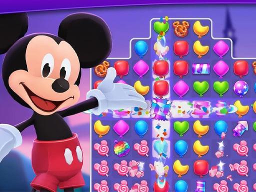 Play Disney Match 3 Puzzle