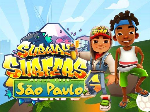 Subway Surfers São Paulo