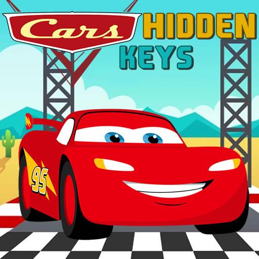 Cars Hidden Keys