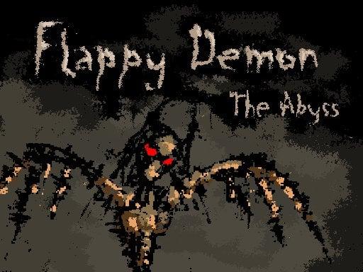 Flappy Demon. Пропасть