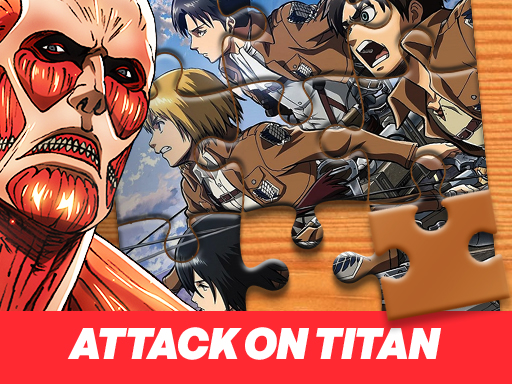 Play Attack on Titan Jigsaw Puzzle