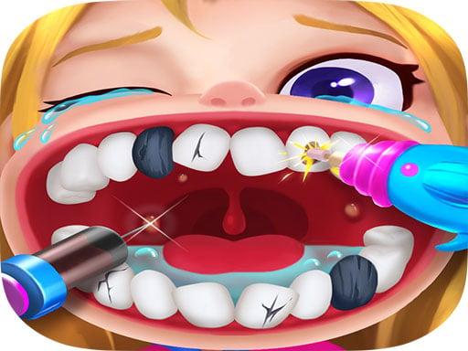 Забавная хирургия стоматолога