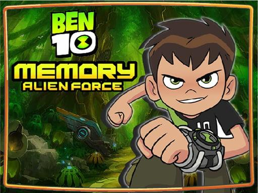 Бен 10 Память Alien Force