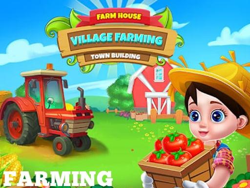 Грузовик-симулятор фермерского дома