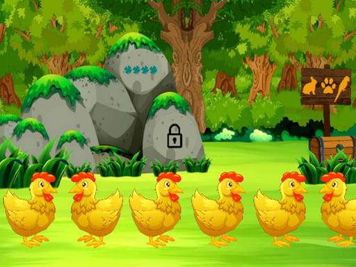 Play Golden Hen Rescue