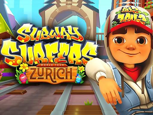 Play Subway Surfers Zurich