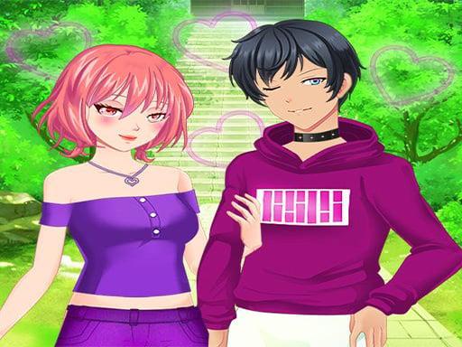 Anime Couple Dress up