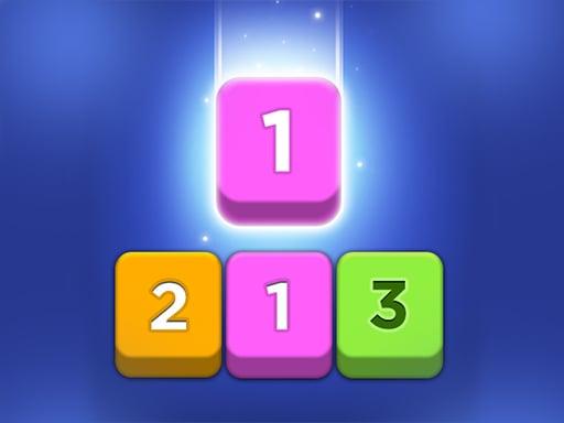 Головоломка с числами блоков слияния