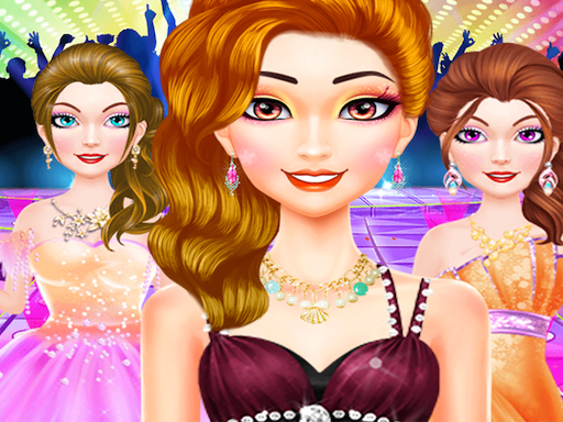 Play Queen Party Night Dress Up