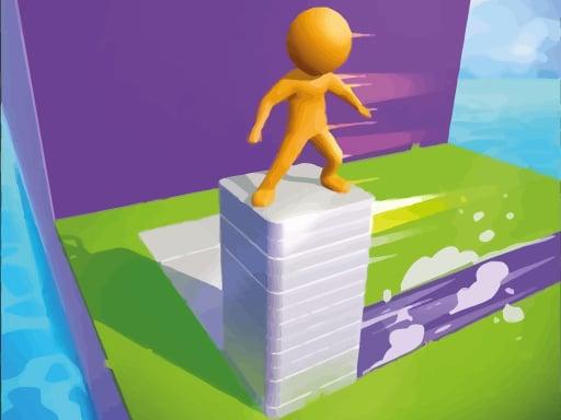 Play Dashy Maze Stack 3D