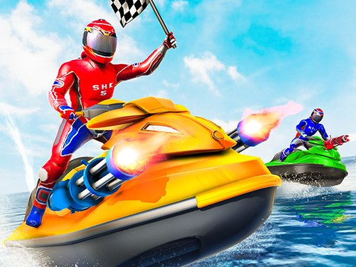 Jet Ski Boat Racing 2020