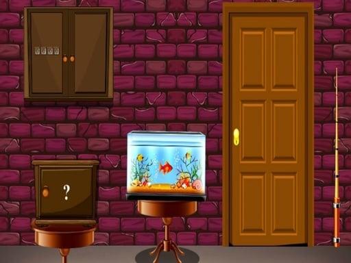 Multicolored Brick House Escape
