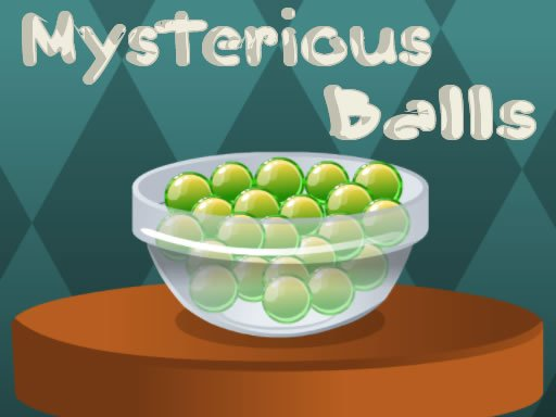 Play Mysterious Balls Online