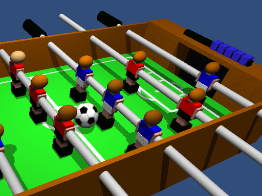 Table Football, Soccer