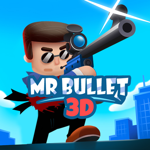 Mr Bullet 3D online