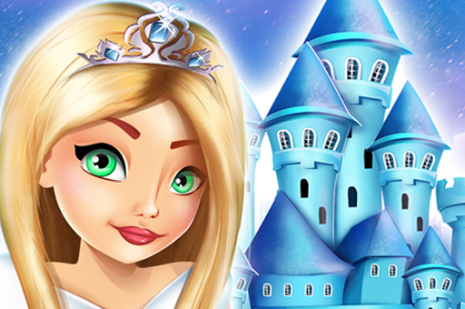 Ice Princess Doll House Design