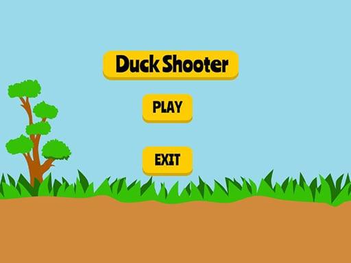 Duck Shooting