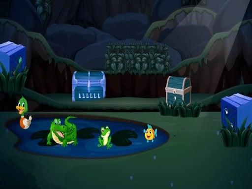 Play Jungle Tortoise Escape