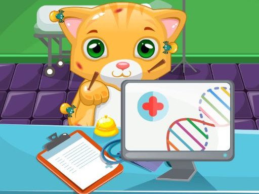 Kedi Doktor Sim