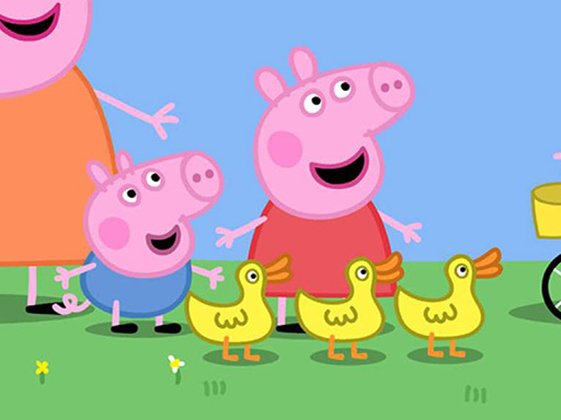 Коллекция пазлов Свинка Пеппа