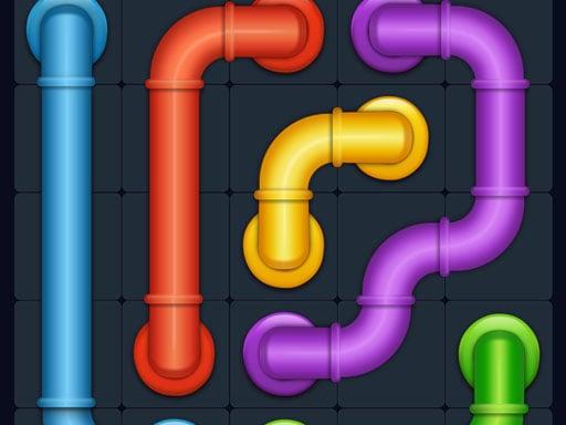 Line Puzzle : Pipe Art