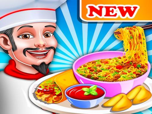 Play Chinese Food Restaurant - Lunar New Year Party