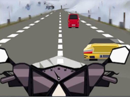 Сумасшедшие мотогонки в 3D