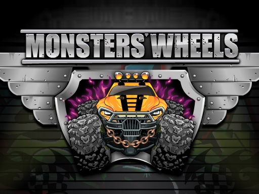 Monsters' Wheels Special - Popular Games - Cool Math Games