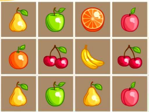 Пазлы LOF Fruits