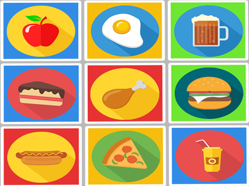 Play Food Memory