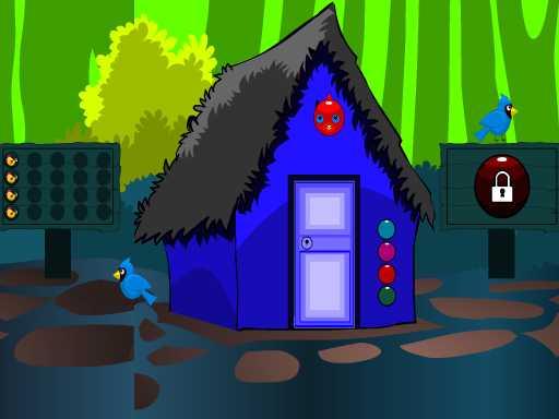 Shelter House Escape
