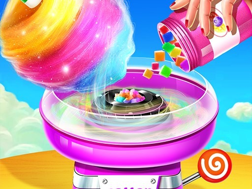Play Cotton Candy Game