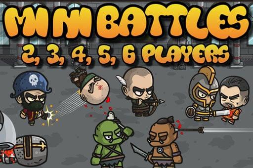 MiniBattles -  2 3 4 5 6 Player Games