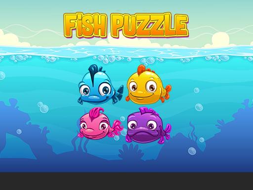 Play Fish Puzzle