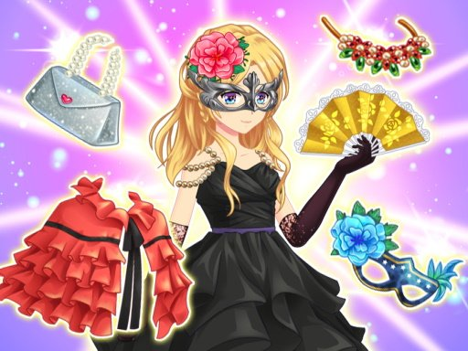 Play Love Story dress up