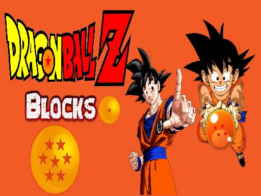 Блоки Dragon Ball Z