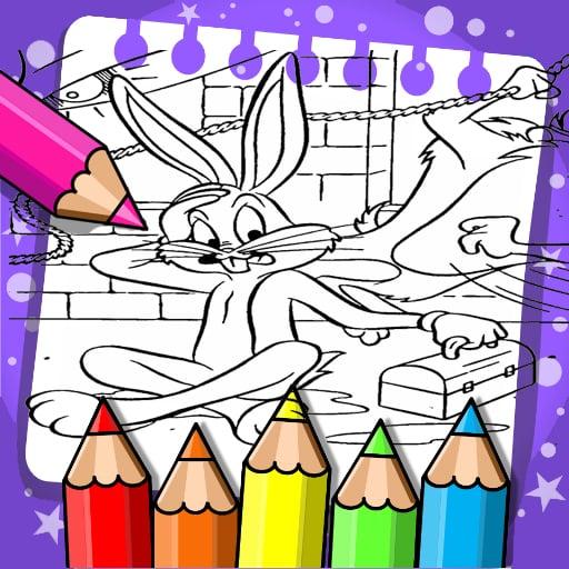 Bugs Bunny Coloring Book