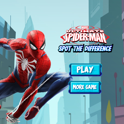Spiderman Spot The Differences -Puzzle Game