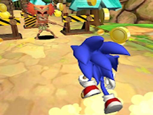 кенгуру Sonic Jump Game
