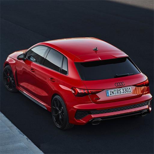 Audi RS3 Puzzle