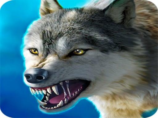 Симулятор Волка 3D
