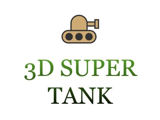 3d супер танк