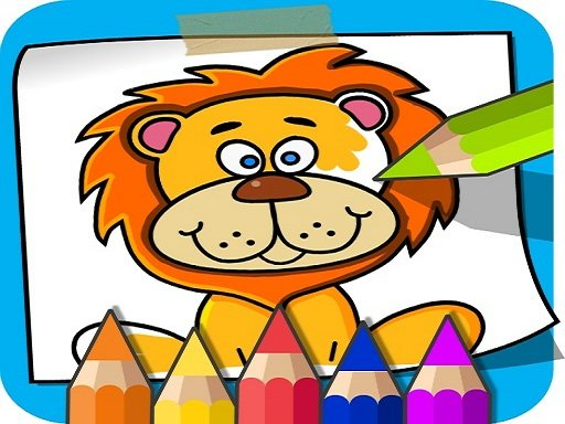 Play Coloring Book For Kids: Animal Coloring Pages is t