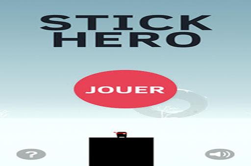 Stick my Hero